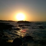 Monterey California Sunset